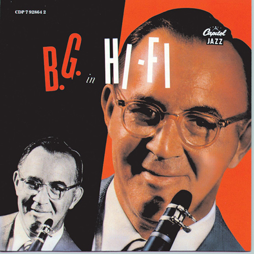 Benny Goodman, Stompin' At The Savoy, Tenor Saxophone