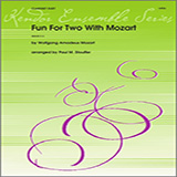 Download Stouffer Fun For Two With Mozart sheet music and printable PDF music notes