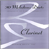 Download Strommen 30 Melodious Duets sheet music and printable PDF music notes