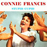 Download Connie Francis 'Stupid Cupid' printable sheet music notes, Standards chords, tabs PDF and learn this Easy Piano song in minutes