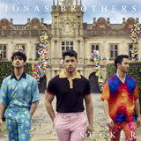 Download Jonas Brothers 'Sucker' printable sheet music notes, Pop chords, tabs PDF and learn this Easy Piano song in minutes