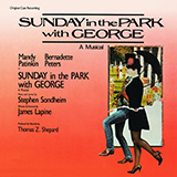 Download Stephen Sondheim 'Sunday (from Sunday in the Park with George)' printable sheet music notes, Broadway chords, tabs PDF and learn this Clarinet and Piano song in minutes