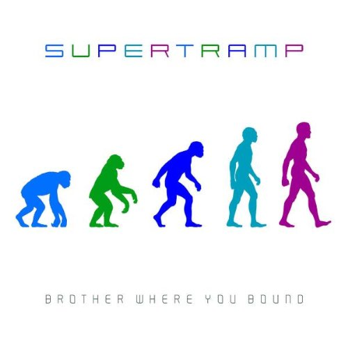 Supertramp, Cannonball, Piano, Vocal & Guitar (Right-Hand Melody)