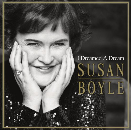 Susan Boyle, Amazing Grace, Piano, Vocal & Guitar (Right-Hand Melody)