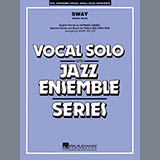 Download John Berry 'Sway (Quien Sera) - Conductor Score (Full Score)' printable sheet music notes, Latin chords, tabs PDF and learn this Jazz Ensemble song in minutes