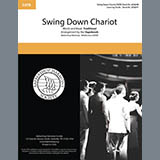 Download The Vagabonds 'Swing Down Chariot' printable sheet music notes, Barbershop chords, tabs PDF and learn this SSA Choir song in minutes
