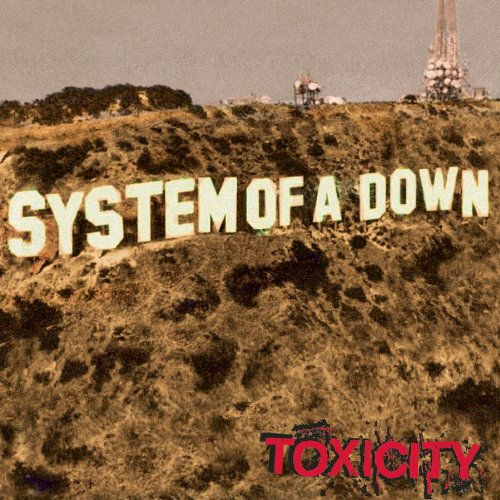 System Of A Down, Toxicity, Bass Guitar Tab