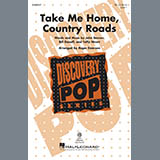 Download John Denver Take Me Home, Country Roads (arr. Roger Emerson) sheet music and printable PDF music notes