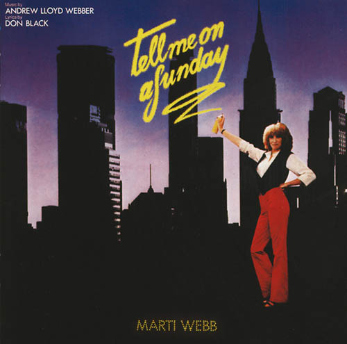 Andrew Lloyd Webber, Take That Look Off Your Face (from Tell Me On a Sunday), Flute Solo
