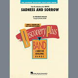 Download Taylor Davis Sadness and Sorrow (from Naruto) (arr. Michael Brown) - Timpani sheet music and printable PDF music notes