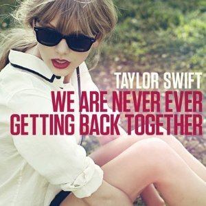 Taylor Swift, We Are Never Ever Getting Back Together, Easy Guitar Tab