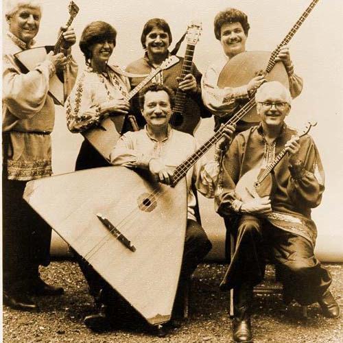 Teddi Schwartz, Tum Balalaika (Play the Balalaika), Accordion