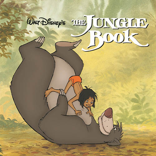 Terry Gilkyson, The Bare Necessities (from The Jungle Book), Easy Piano