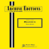 Download Thad Jones Rejoice - Bb Soprano Sax sheet music and printable PDF music notes