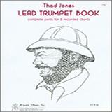 Download Thad Jones Thad Jones Lead Trumpet Book sheet music and printable PDF music notes