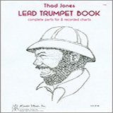 Download Thad Jones Thad Jones Lead Trumpet Book sheet music and printable PDF music notes