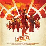 Download John Williams The Adventures Of Han (from Solo: A Star Wars Story) sheet music and printable PDF music notes