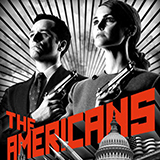 Download Nathan Barr 'The Americans Main Title' printable sheet music notes, Film/TV chords, tabs PDF and learn this Very Easy Piano song in minutes