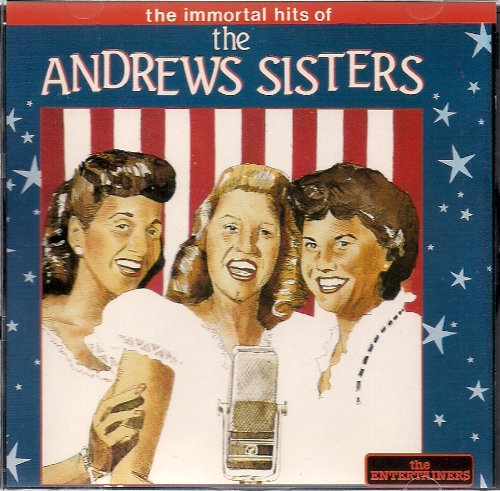 The Andrews Sisters, Oh Johnny, Oh Johnny, Oh!, Piano, Vocal & Guitar (Right-Hand Melody)