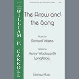 Download Henry Wadsworth Longfellow and Douglas Beam The Arrow And The Song sheet music and printable PDF music notes
