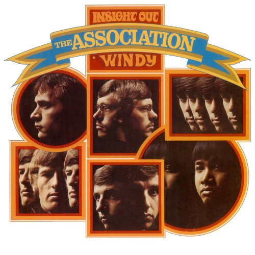 The Association, Windy, Piano, Vocal & Guitar (Right-Hand Melody)