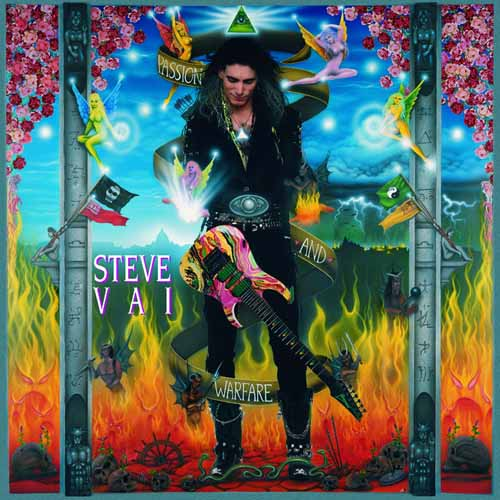Steve Vai, The Audience Is Listening, Guitar Tab