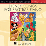 Download Terry Gilkyson The Bare Necessities [Ragtime version] (from The Jungle Book) (arr. Phillip Keveren) sheet music and printable PDF music notes