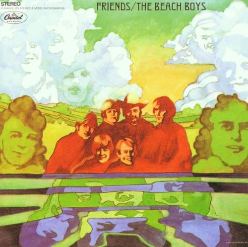 The Beach Boys, Friends, Piano, Vocal & Guitar (Right-Hand Melody)