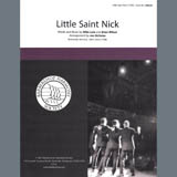 Download The Beach Boys Little Saint Nick (arr. Jon Nicholas) sheet music and printable PDF music notes