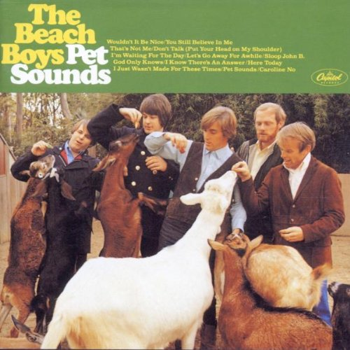 The Beach Boys, Pet Sounds, Piano, Vocal & Guitar (Right-Hand Melody)