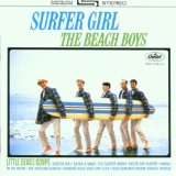 Download The Beach Boys Surfer Girl sheet music and printable PDF music notes