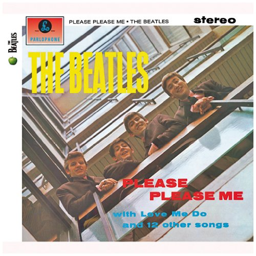 The Beatles, Ask Me Why, Piano, Vocal & Guitar (Right-Hand Melody)