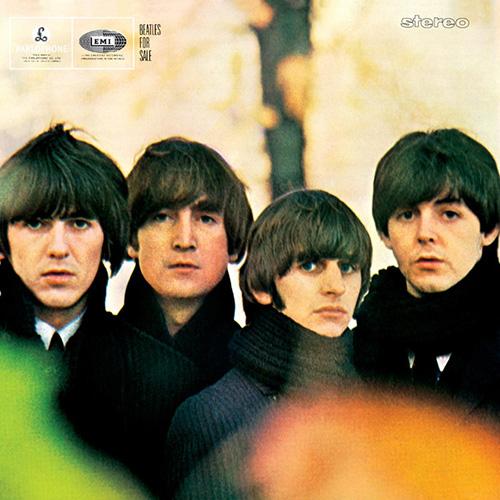 The Beatles, Eight Days A Week, Easy Guitar Tab