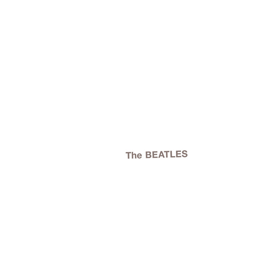 The Beatles, Everybody's Got Something To Hide etc., Piano, Vocal & Guitar (Right-Hand Melody)
