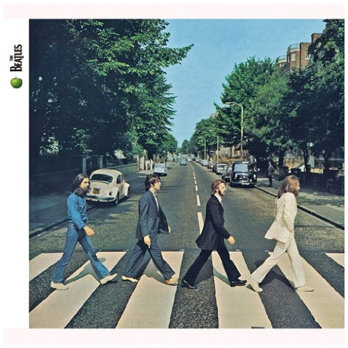 The Beatles, Here Comes The Sun, Piano, Vocal & Guitar (Right-Hand Melody)