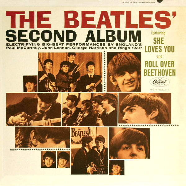 The Beatles, I'll Get You, Guitar Tab