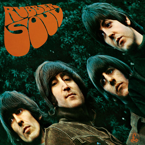 The Beatles, Nowhere Man, Piano, Vocal & Guitar (Right-Hand Melody)