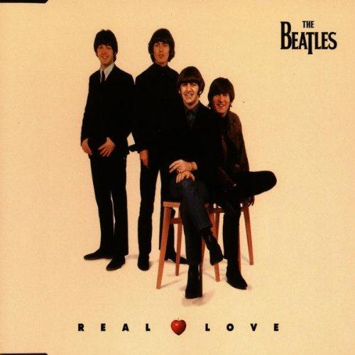 John Lennon, Real Love, Piano, Vocal & Guitar