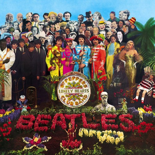 Download The Beatles Sgt. Pepper's Lonely Hearts Club Band sheet music and printable PDF music notes