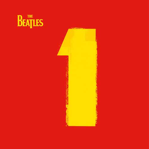 The Beatles, We Can Work It Out, Piano, Vocal & Guitar (Right-Hand Melody)