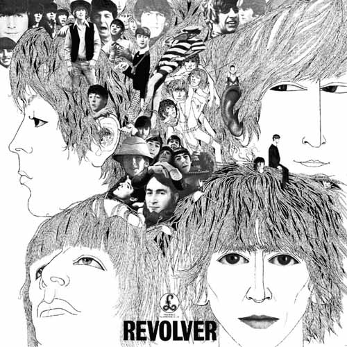 The Beatles, Yellow Submarine, Piano (Big Notes)