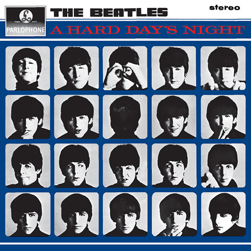 The Beatles, You Can't Do That, Guitar Tab