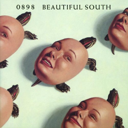The Beautiful South, Old Red Eyes Is Back, Piano, Vocal & Guitar