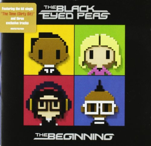 The Black Eyed Peas, Just Can't Get Enough, Piano, Vocal & Guitar (Right-Hand Melody)
