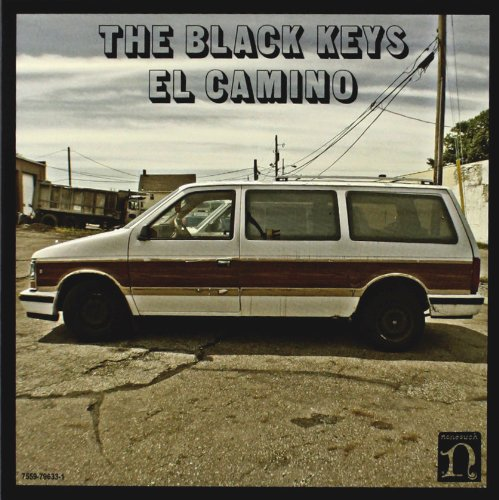 The Black Keys, Gold On The Ceiling, Piano, Vocal & Guitar (Right-Hand Melody)