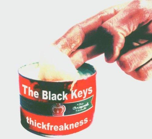 The Black Keys, Hard Row, Piano, Vocal & Guitar (Right-Hand Melody)