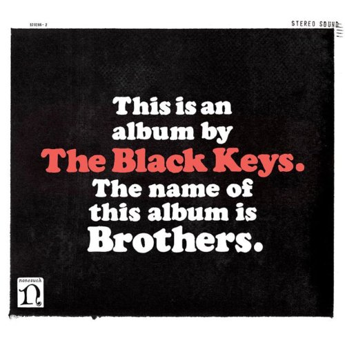 The Black Keys, Tighten Up, Piano, Vocal & Guitar (Right-Hand Melody)