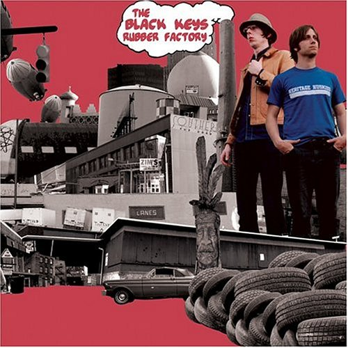 The Black Keys, When The Lights Go Out, Piano, Vocal & Guitar (Right-Hand Melody)