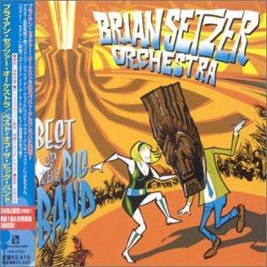 The Brian Setzer Orchestra, Jump, Jive An' Wail, Piano, Vocal & Guitar (Right-Hand Melody)