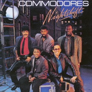 The Commodores, Nightshift, Piano, Vocal & Guitar